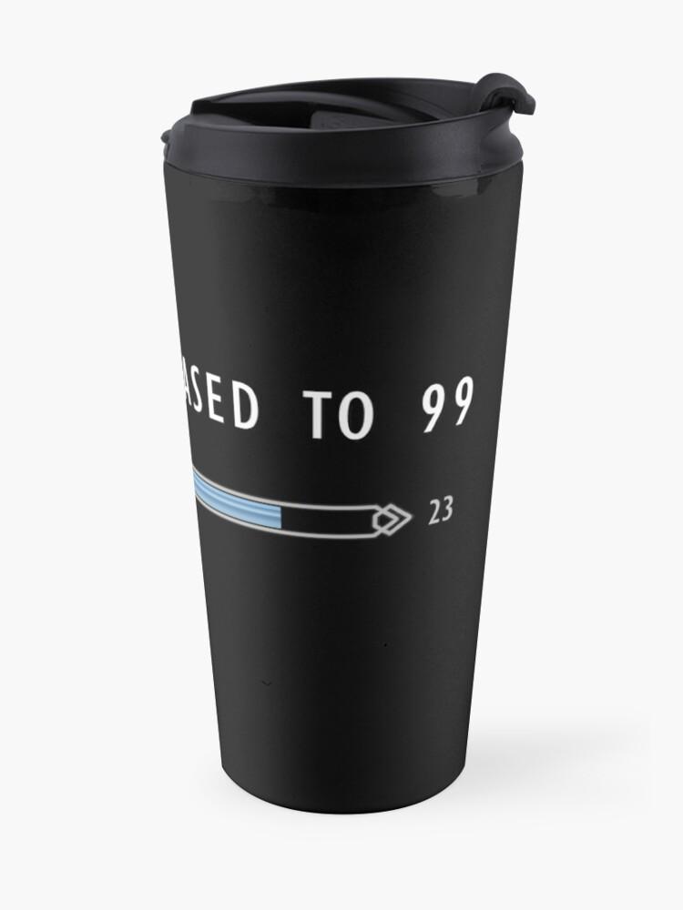Alternate view of Energy Incresed Travel Mug