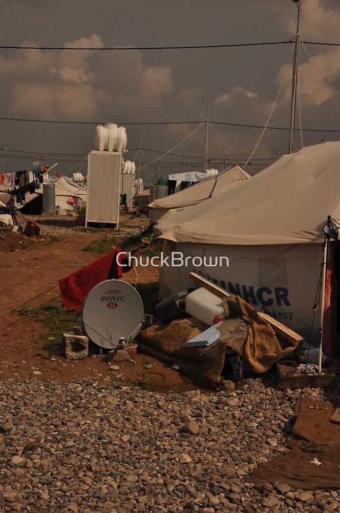 Still life II - Qustapa_Syrian Refugee Camp_Arbil-KRG I_13-3-2014 by ChuckBrown