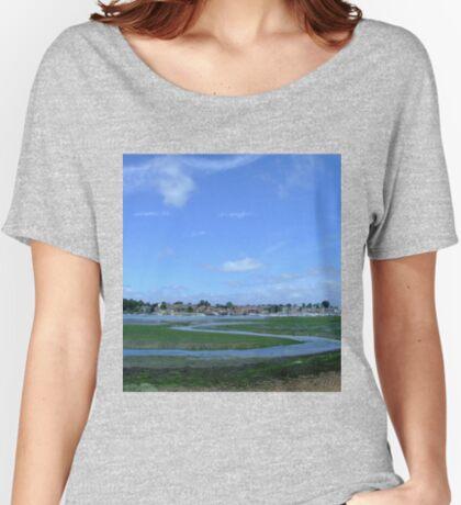 Southampton Water Women's Relaxed Fit T-Shirt