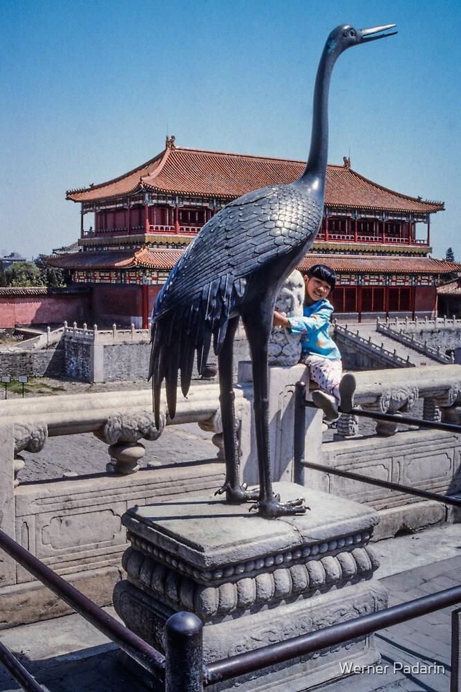 Forbidden City 1 by Werner Padarin