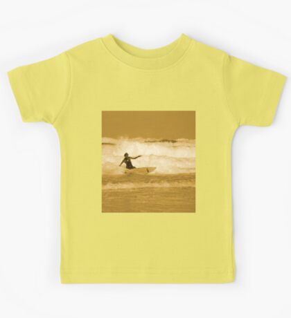 Catching the Waves Kids Clothes