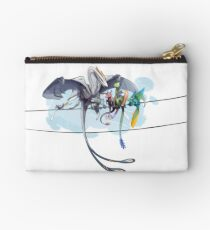 Dragons on a Wire Studio Pouch