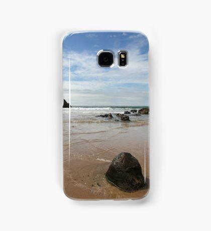 Mewslade Bay - Wales Samsung Galaxy Case/Skin