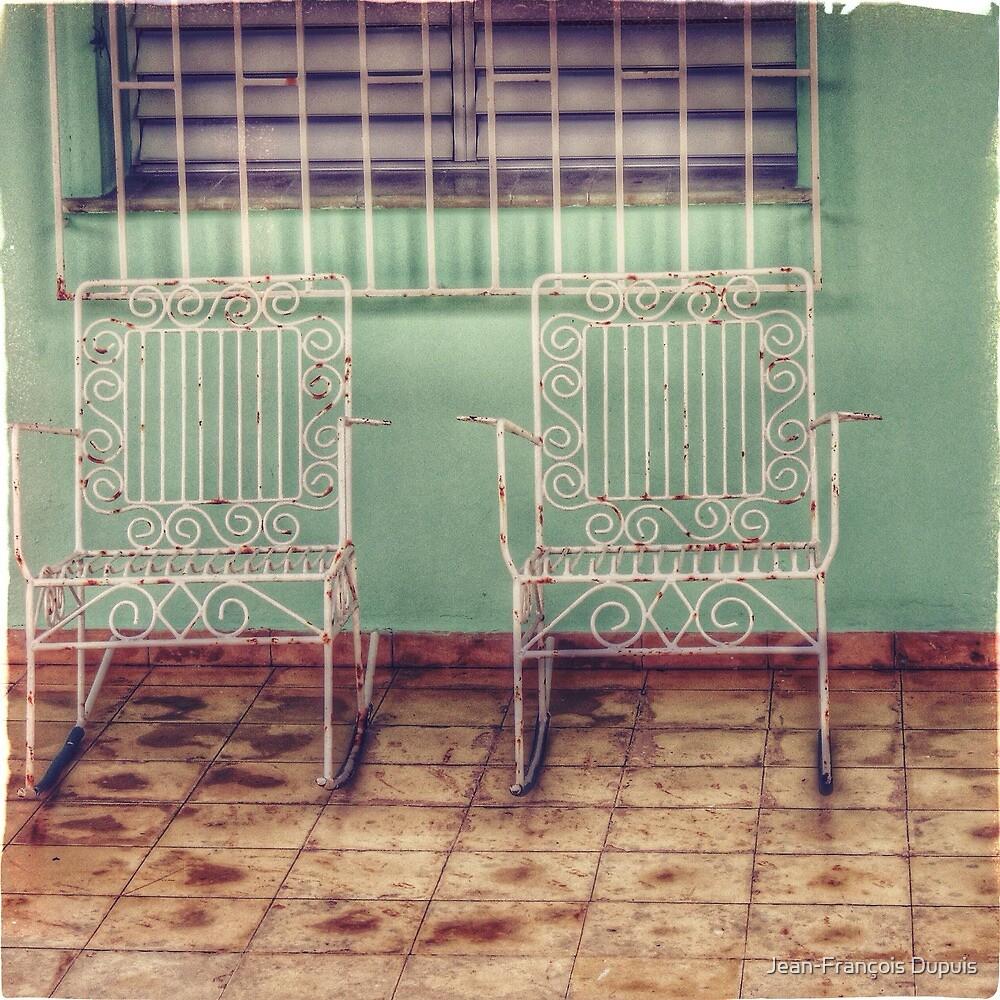 Chairs by Jean-François Dupuis