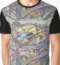 Lacy and bits Graphic T-Shirt