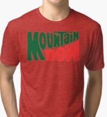 Mountain Dew Design Tri-blend T-Shirt