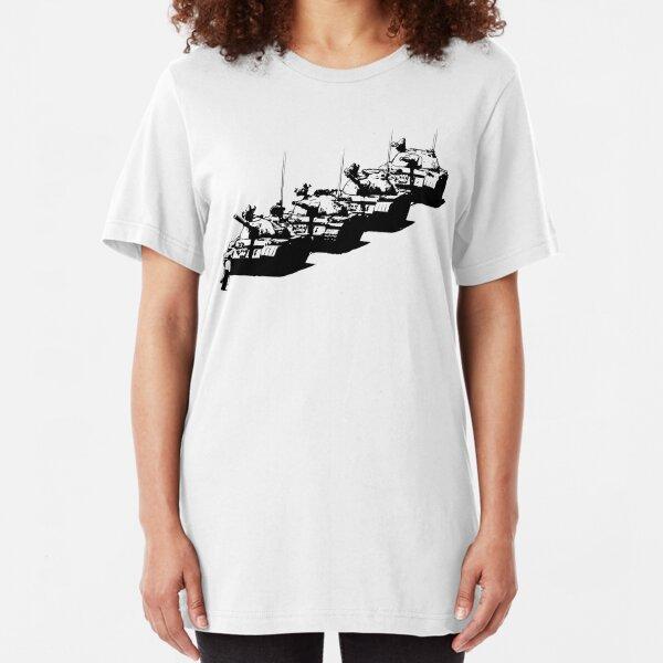 Tank Man Slim Fit T-Shirt