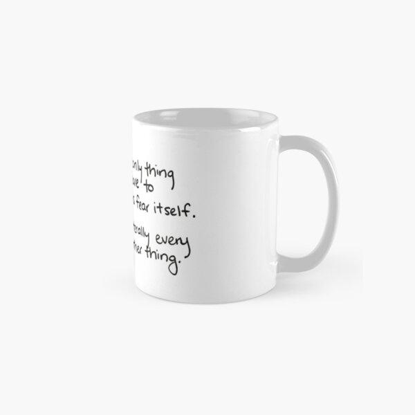 Fear Itself Classic Mug