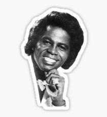 James Brown Portrait Sticker