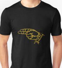 Hamilaria Hand Sign GOLD Unisex T-Shirt