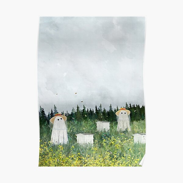 There's Ghosts By The Apiary Again... Poster