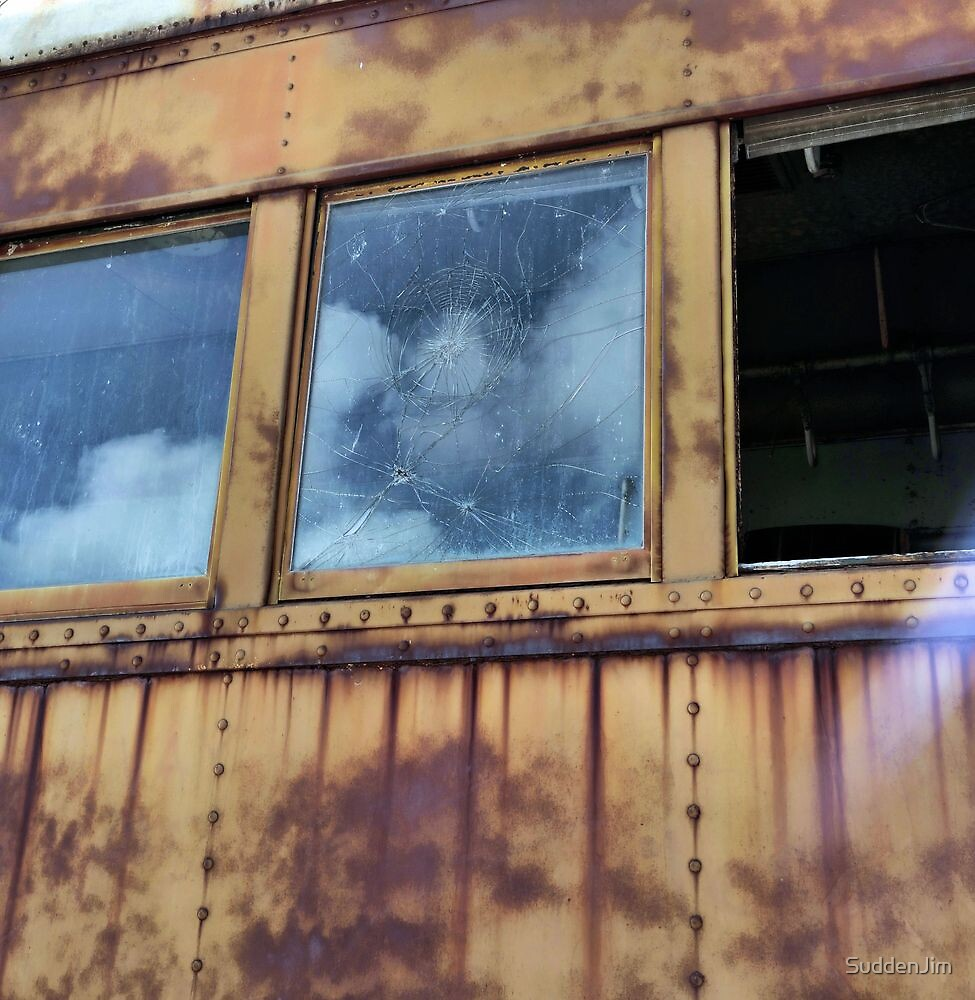 Cracked, Rusted and Weathered by SuddenJim