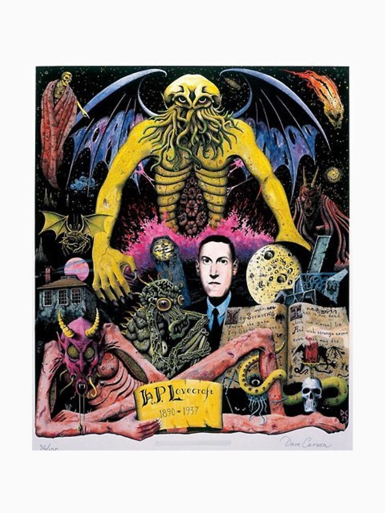 Lovecraft by kimi-nig