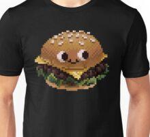 Pixel Burgie Unisex T-Shirt