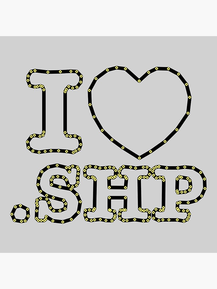 I <3 .SHP with vertices by atanasentchev