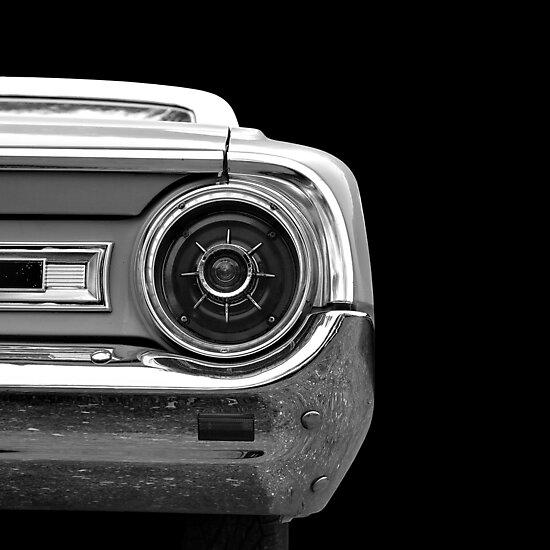 Light (black&white) by Beate Gube