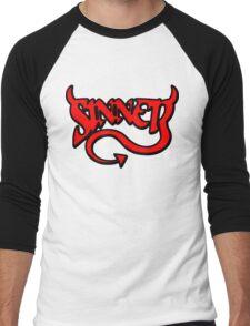 Sinner Men's Baseball ¾ T-Shirt