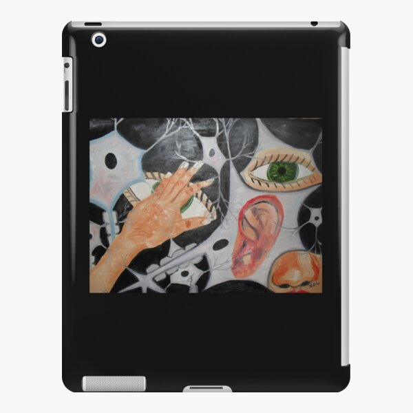 Raw Nerve 2 iPad Snap Case