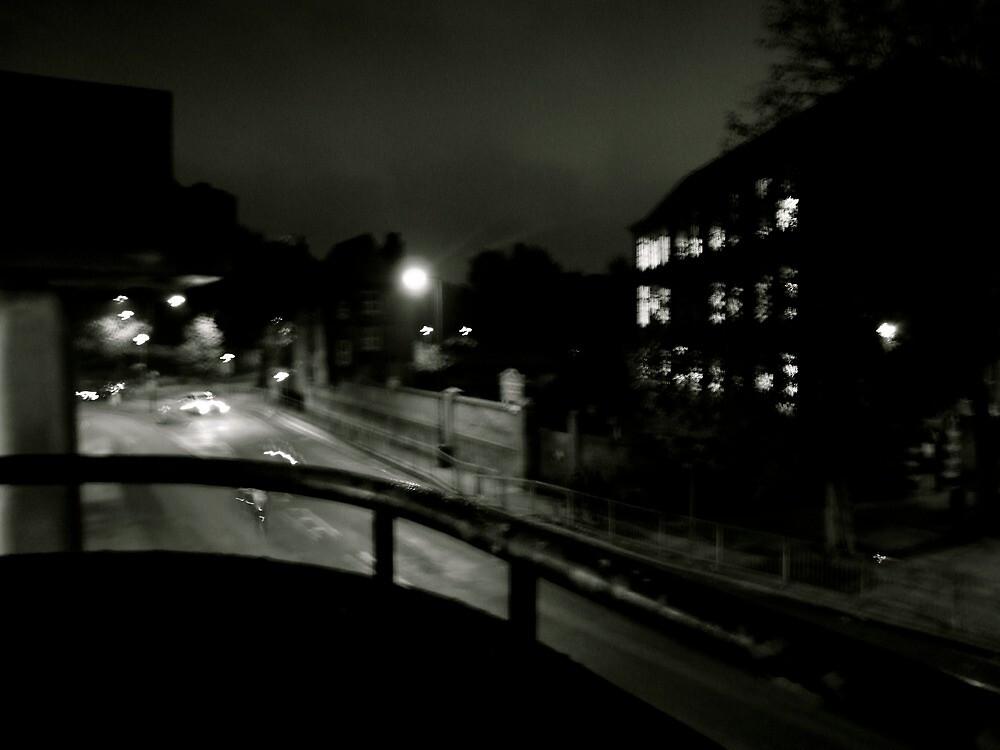 London at Night  by virginiatpuri
