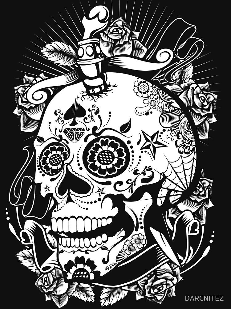 skull of doom by DARCNITEZ