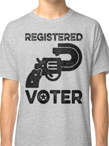 Registered Voter Classic T-Shirt