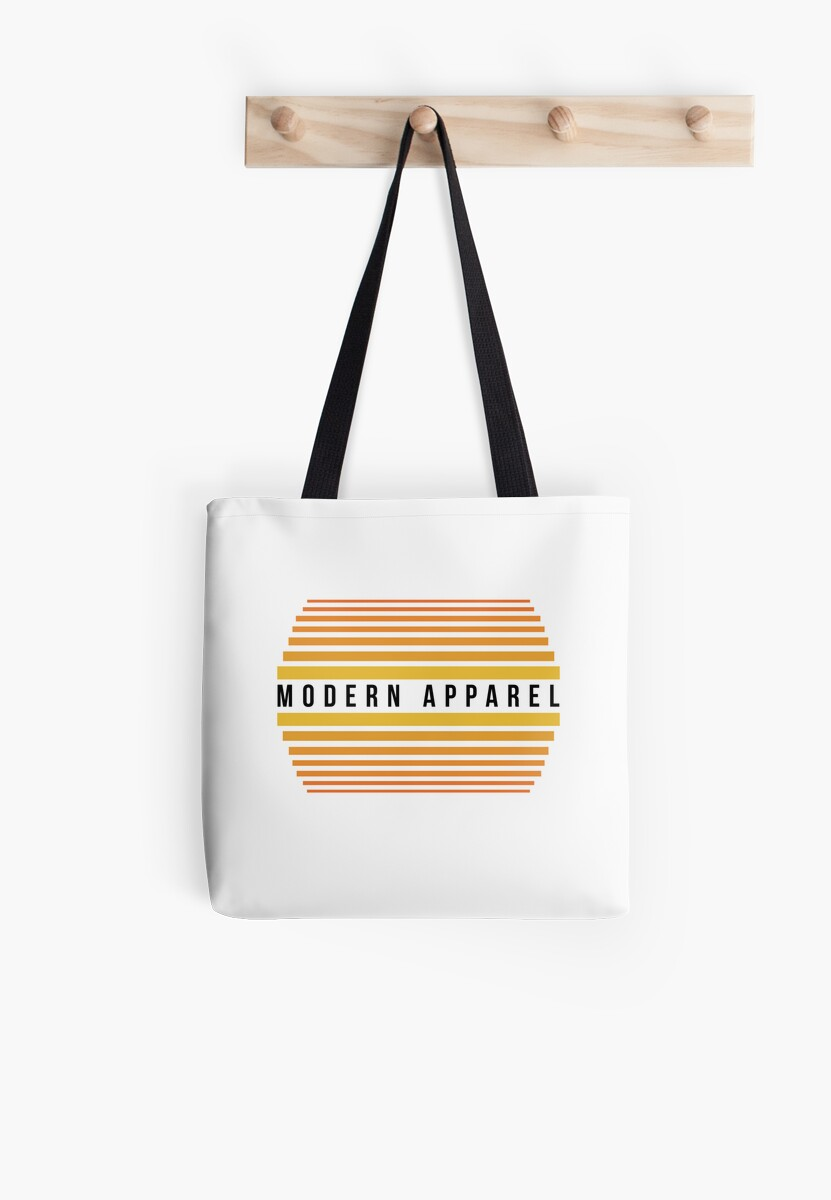 Modern Tote Bag by ethanfox27