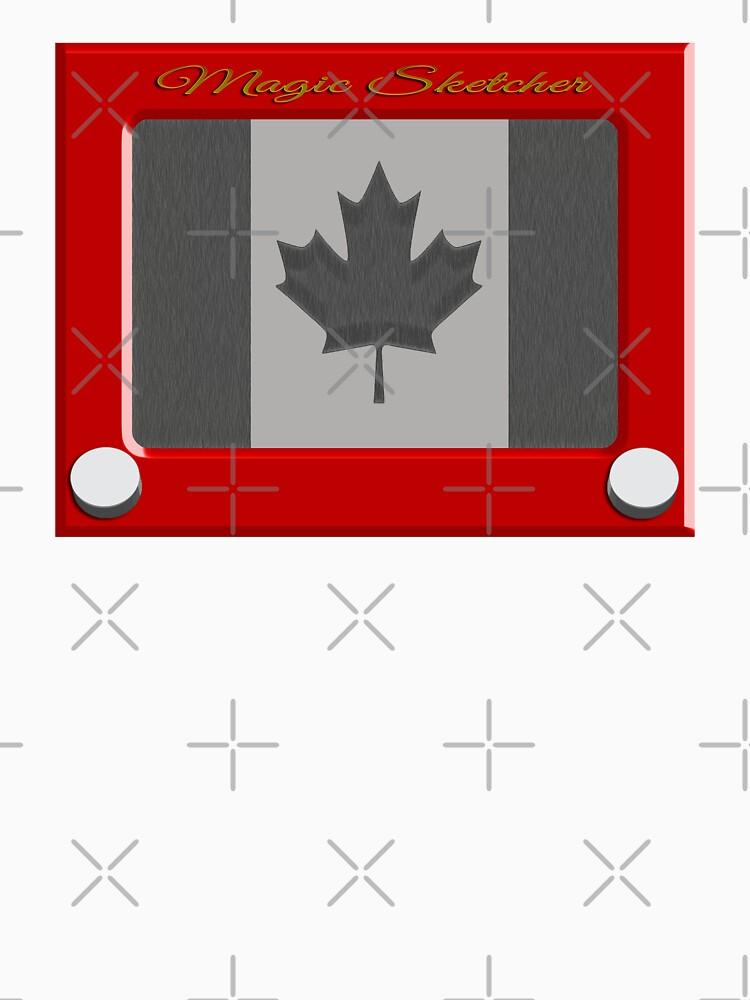 Magic Sketcher Canada by kayve