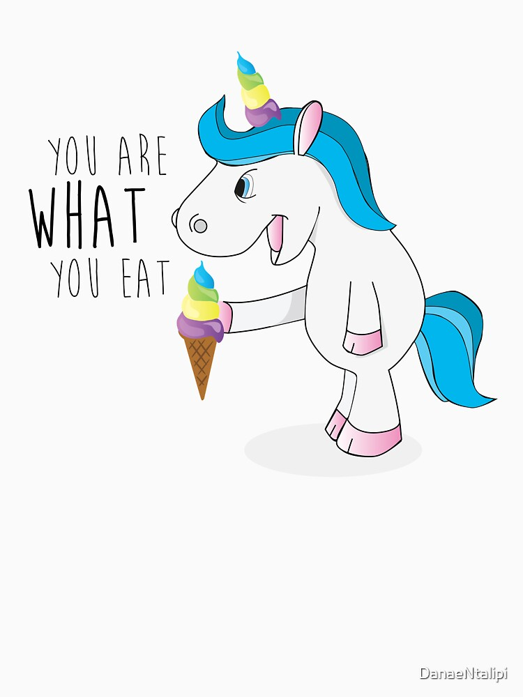 You Are What You Eat by DanaeNtalipi