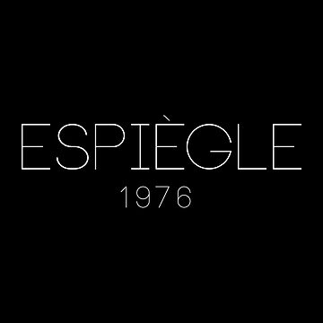 Espiègle by drgz
