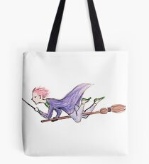 Tonks to the Rescue Tote Bag