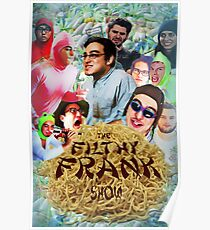 Filthy Frank - King of Filth (Clean) Poster