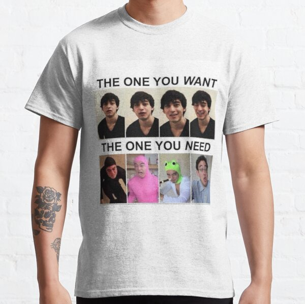 Filthy Frank Joji The One You Want The One You Need Classic T-Shirt