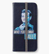 Who You Gonna Call? Ghostbusters! iPhone Wallet/Case/Skin