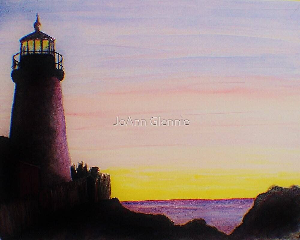 Beacon of Light by JoAnn GLENNIE