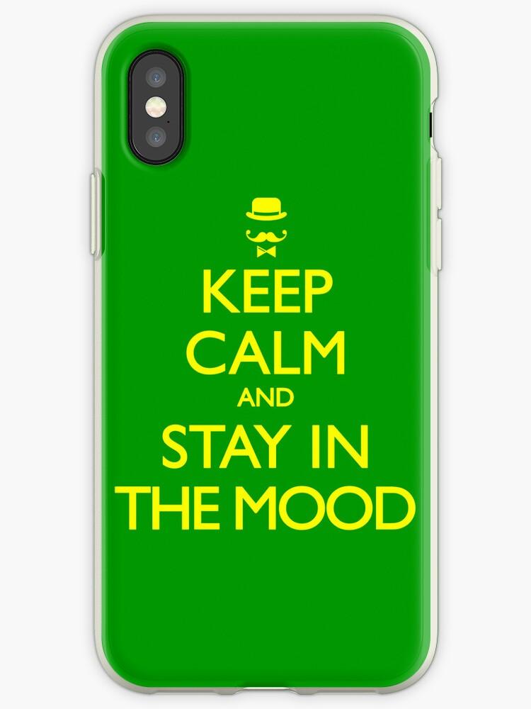 Keep calm - Rio by SunLordSilo