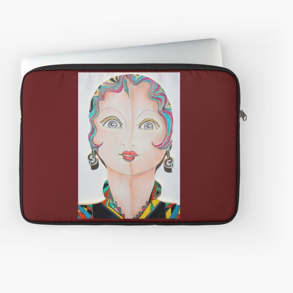 Dolly Dolores Laptop Sleeve