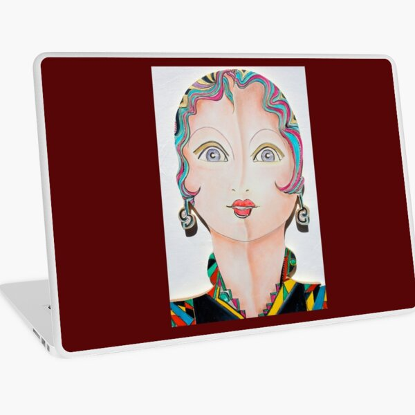 Dolly Dolores Laptop Skin