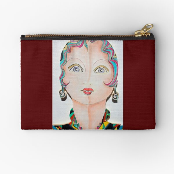 Dolly Dolores Zipper Pouch