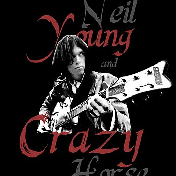 Neil Young and Crazy Horse by rockandrell