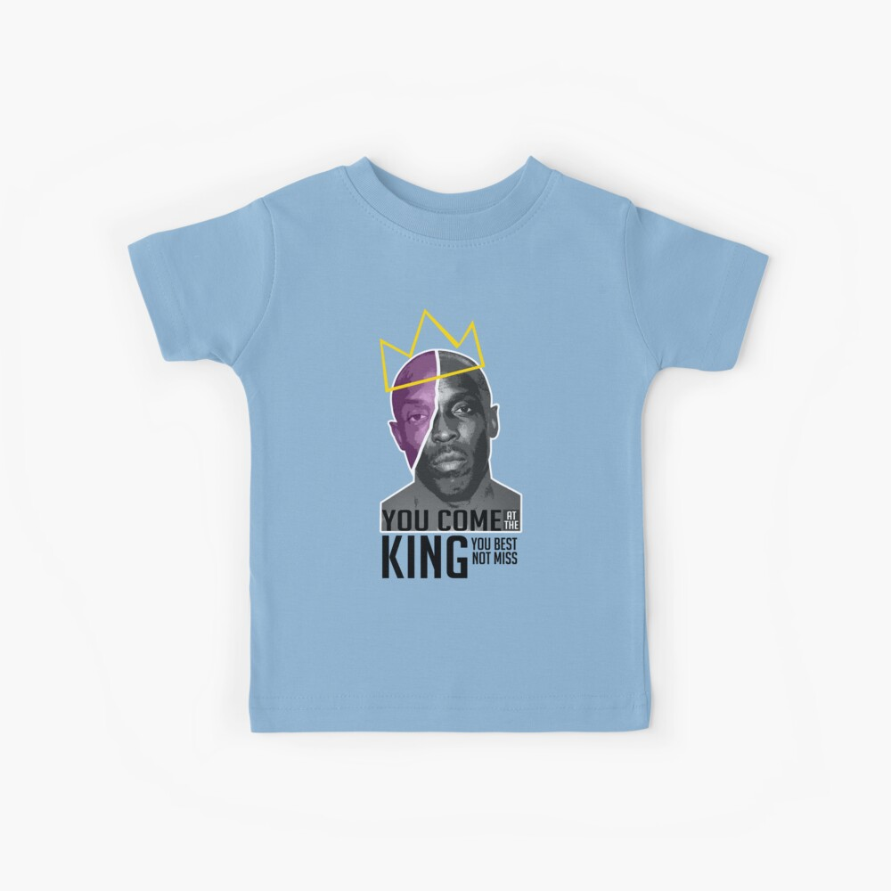 Omar Little - Der Draht Kinder T-Shirt