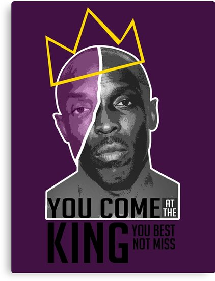 Omar Little - The Wire by rockandrell
