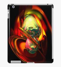 Raw Fury Abstract iPad Case/Skin