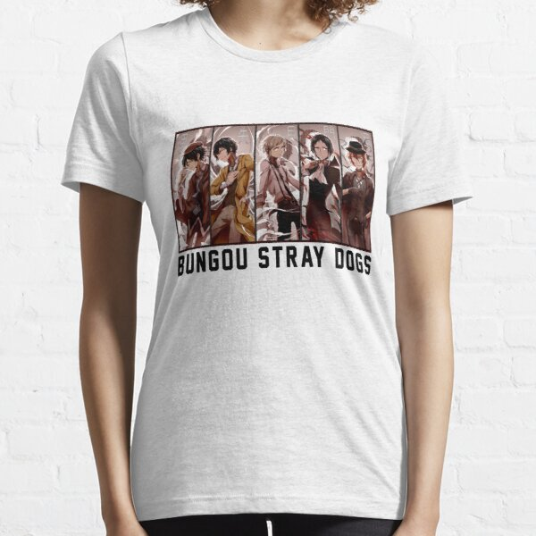 Bungou Stray Dogs Anime Essential T-Shirt