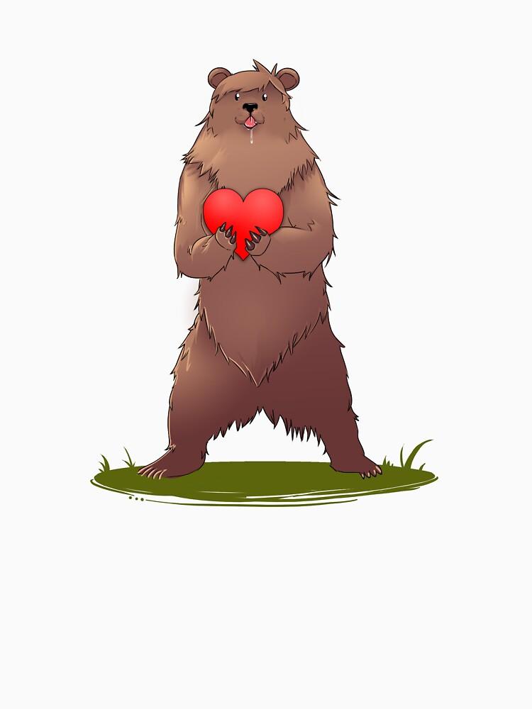 Jer Bear by Jeruhmi