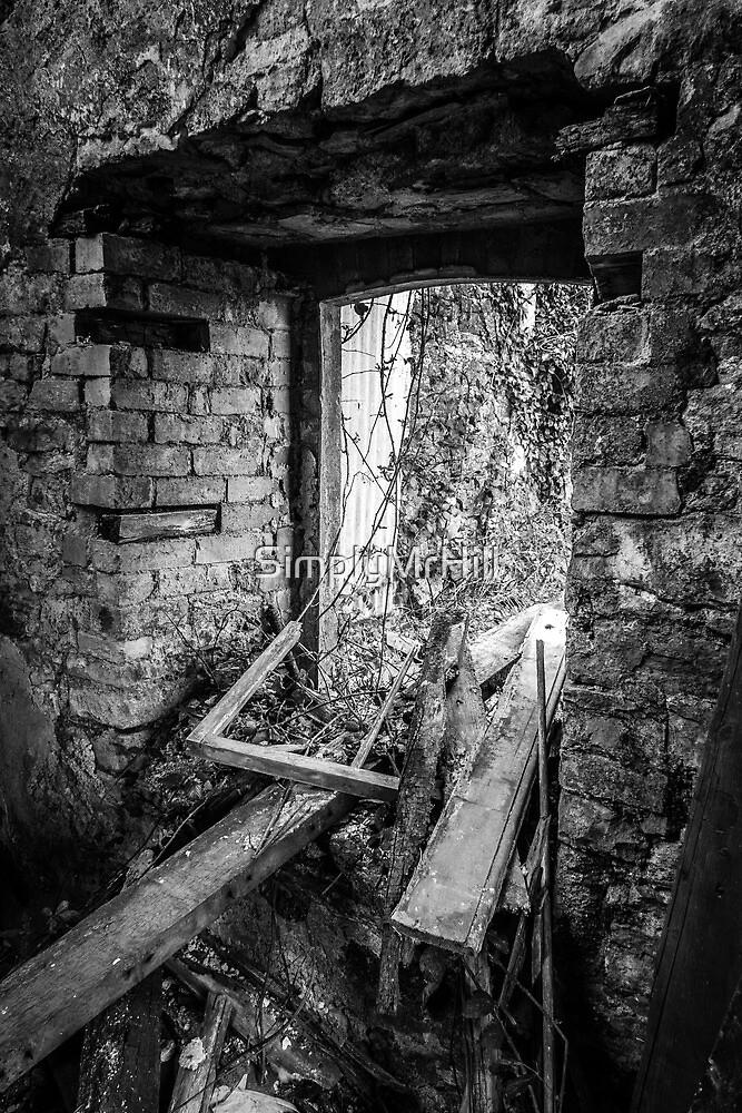 Inside Blaenbaglan Farm by SimplyMrHill