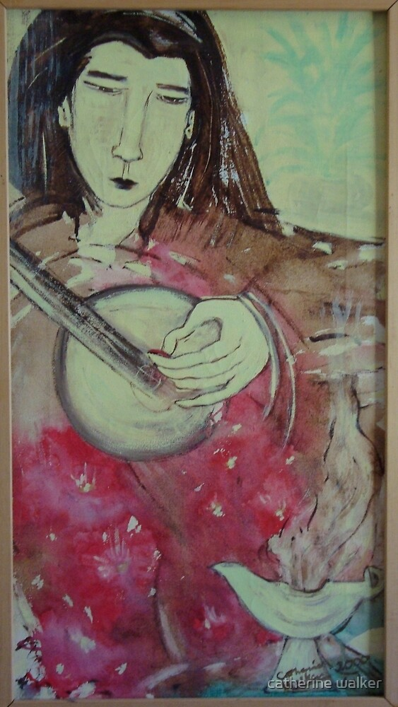 The musician by catherine walker