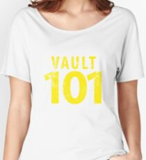 Vault 101 Women's Relaxed Fit T-Shirt