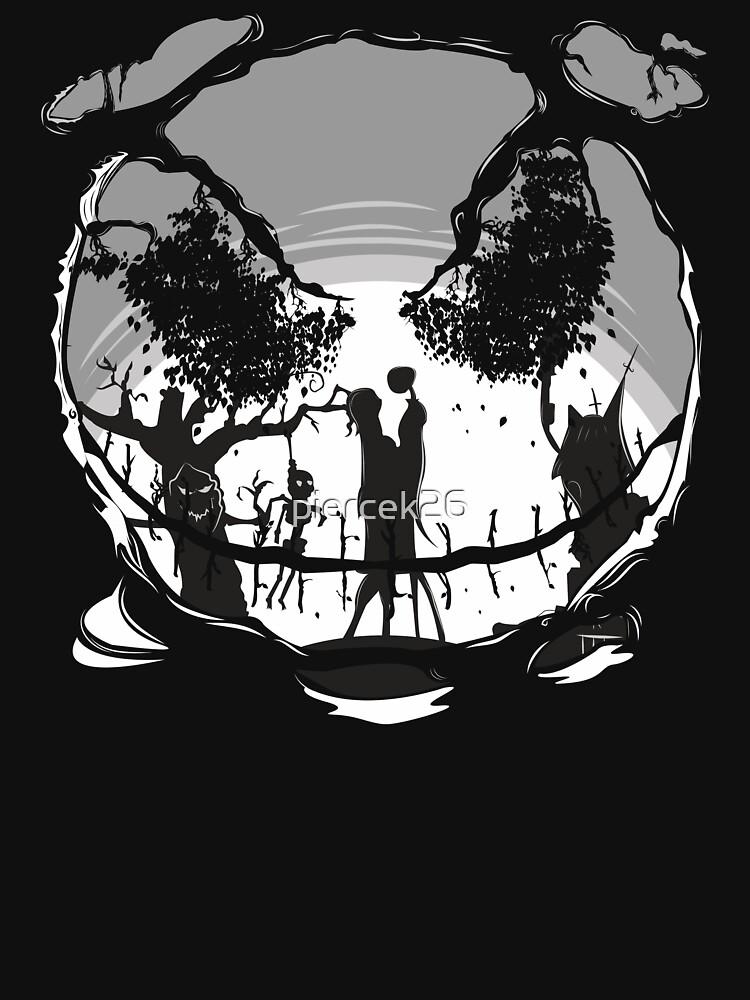 The Pumpkin Kiss | Unisex T-Shirt