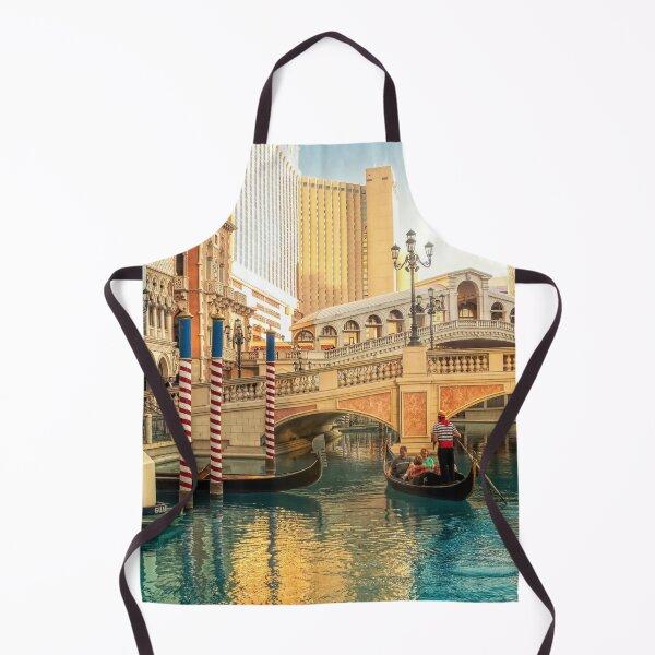 Gondola Ride at Venetian Las Vegas Apron