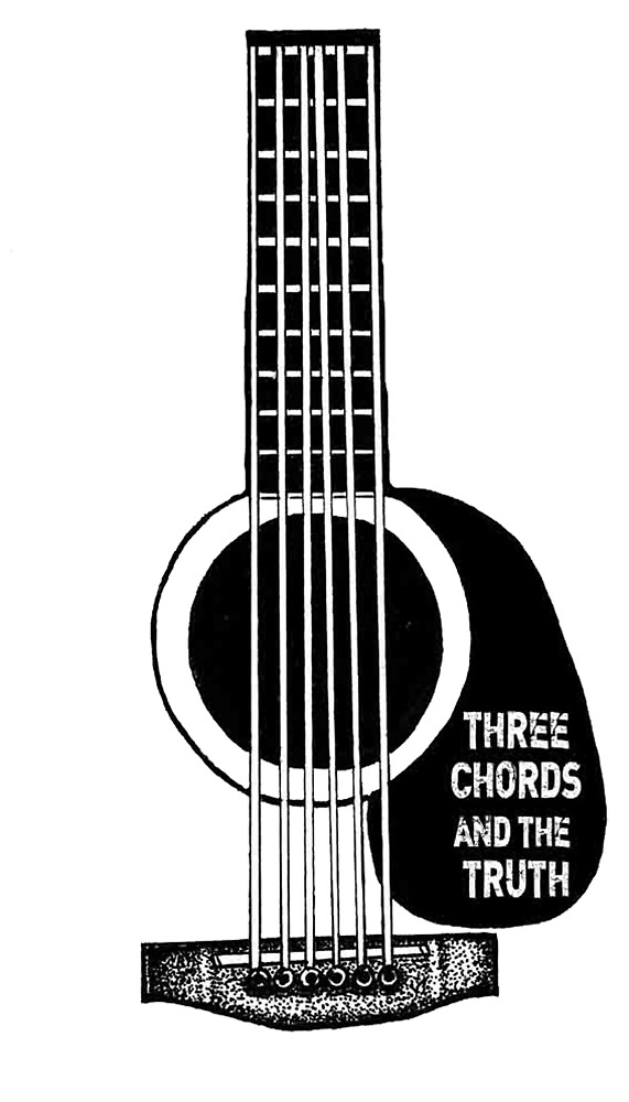 Three Chords And The Truth by ontheroute